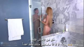 افلام نيك عائلي شاب يدخل الحمام فيجد امه تتساحق مع اخته