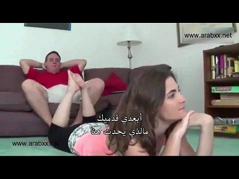 الأب الممحون ينيك إبنته بهيجان !!! افلام سكس نيك محارم مترجم