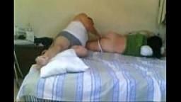 يلحس كس زوجته وهي تمص زبره نيك عربي نيك مصري