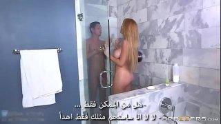 افلام سكس نيك مترجم مباشر ملكة تحقق حلمها الجنس في حمام السباحة