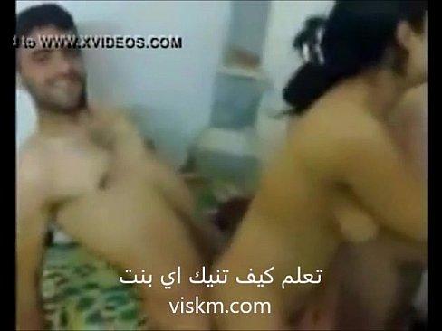 قحبة تونسية تتناك من الخلف بقوة !! حتى...